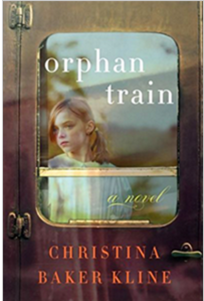 Orphan Train, a best-selling novel by Christina Baker Kline
