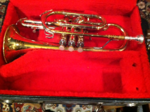 Getzen Capri Short Model Cornet