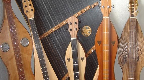 Instruments-Dulcimers
