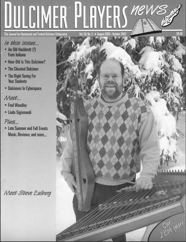 Steve's Dulcimer Articles